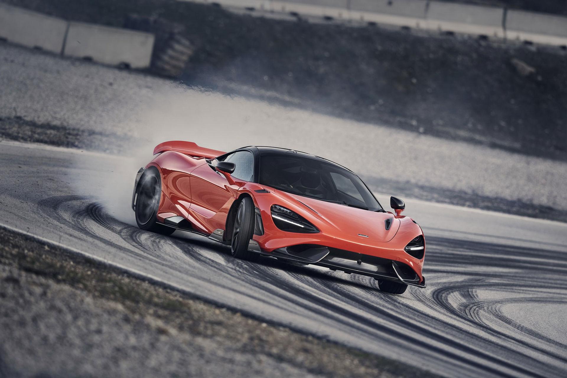 McLaren har byggt ännu en Longtail