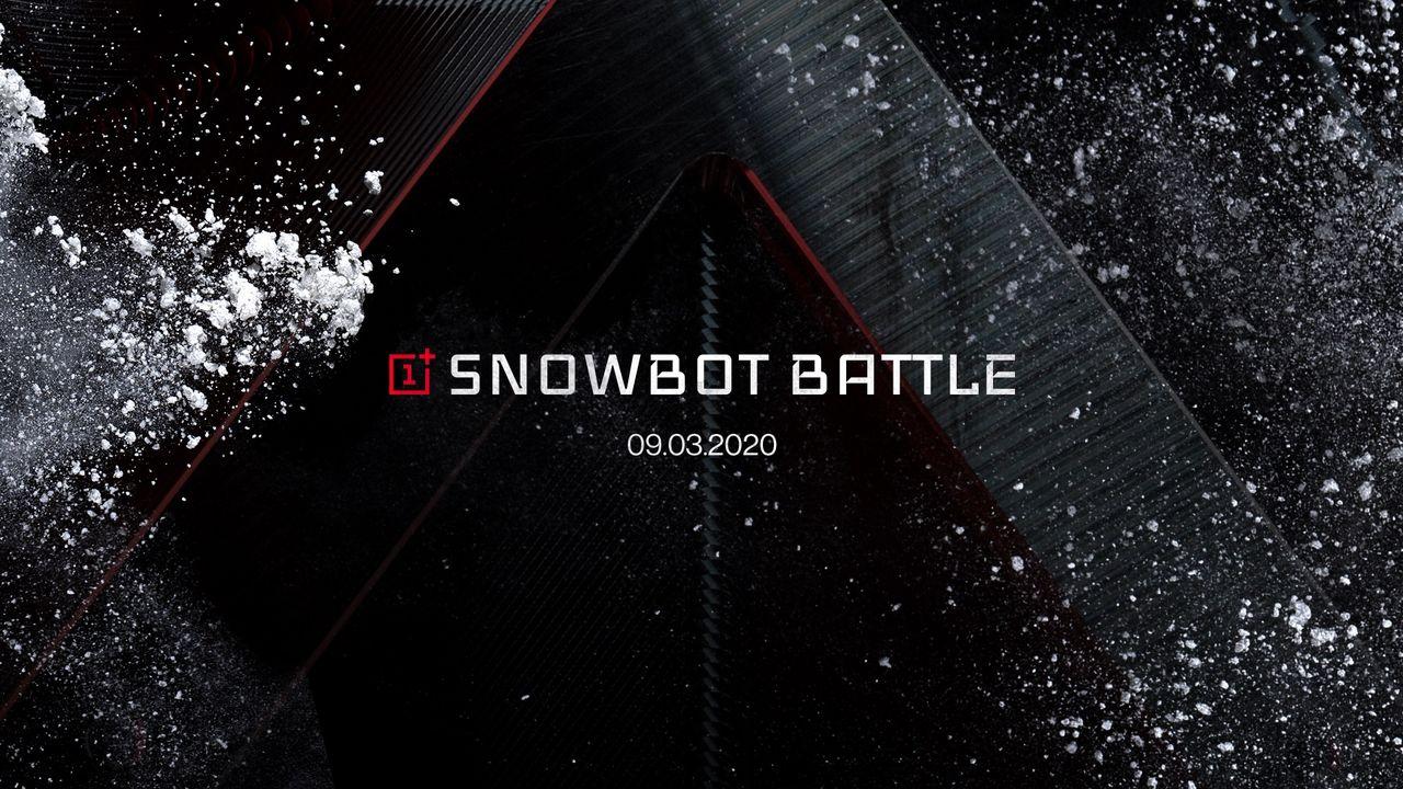 OnePlus drar igång digitalt snöbollskrig