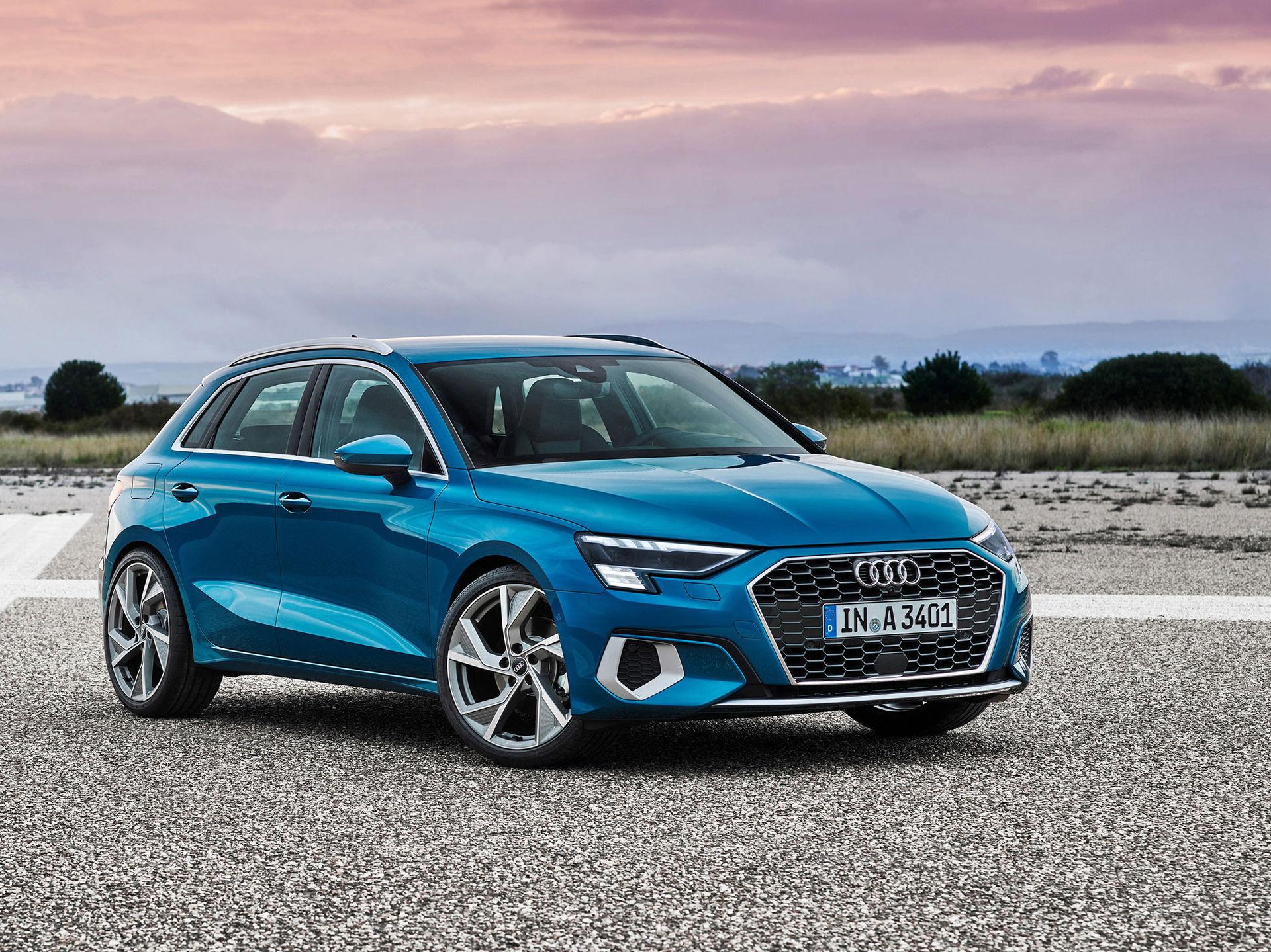 Fjärde generationen av Audi A3 Sportback är här