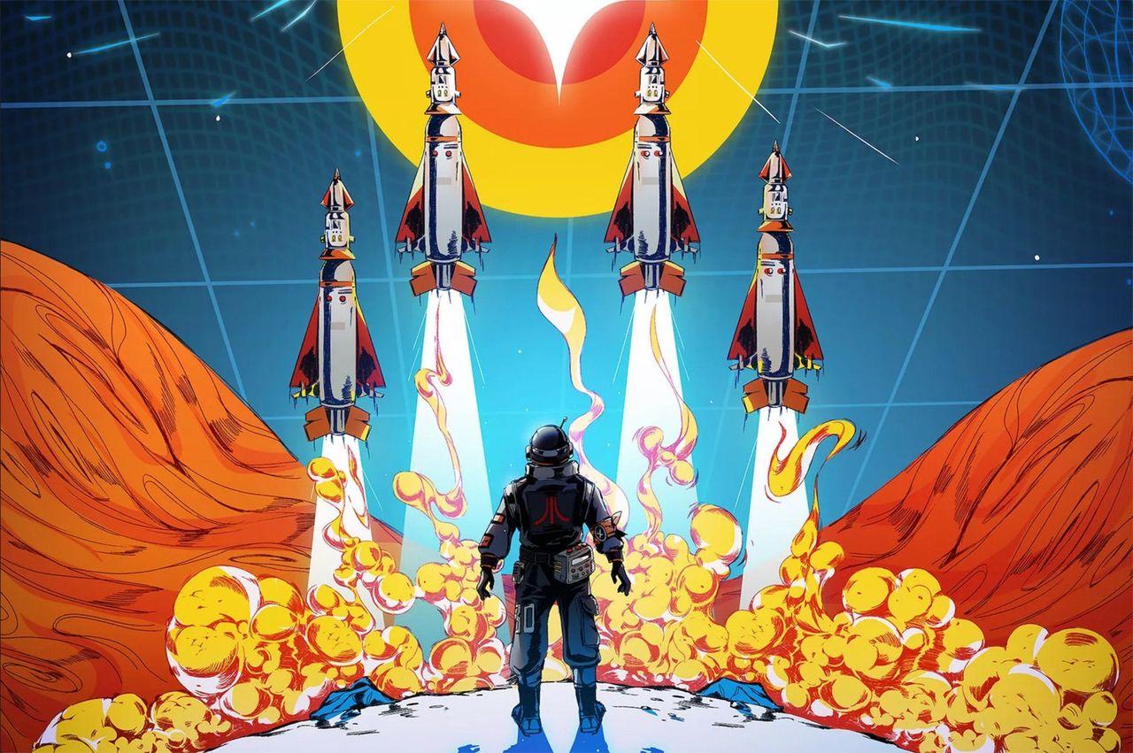 Atari återupplivar Missile Command som mobilspel