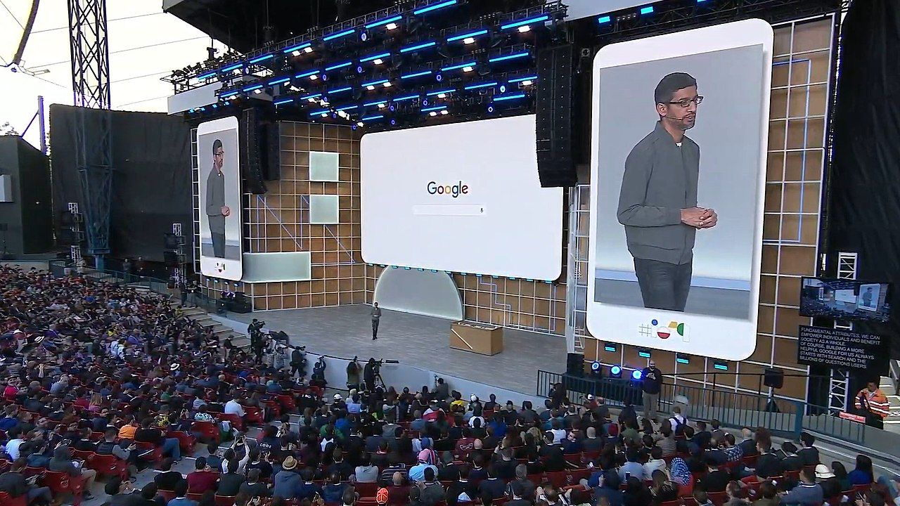 Google ställer in Google I/O