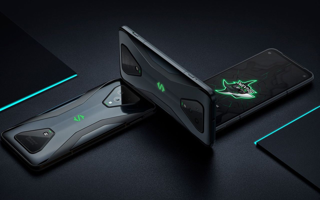 Xiaomi presenterar Black Shark 3 Pro