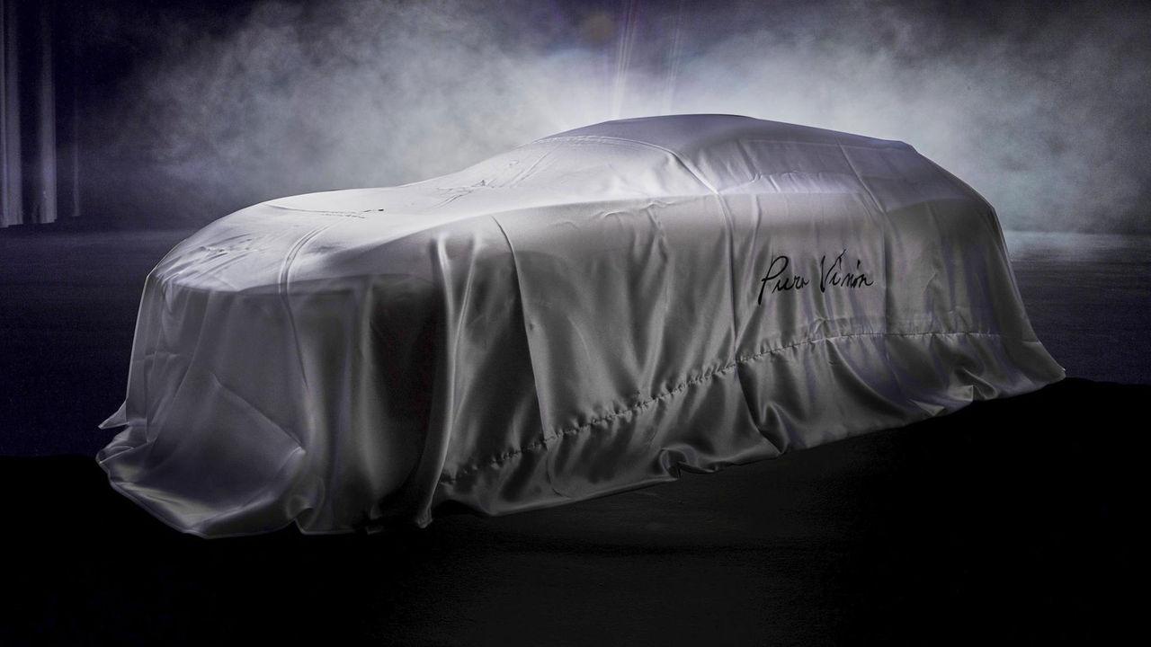 Pininfarina Pura Vision ska utmana Lamborghini Urus