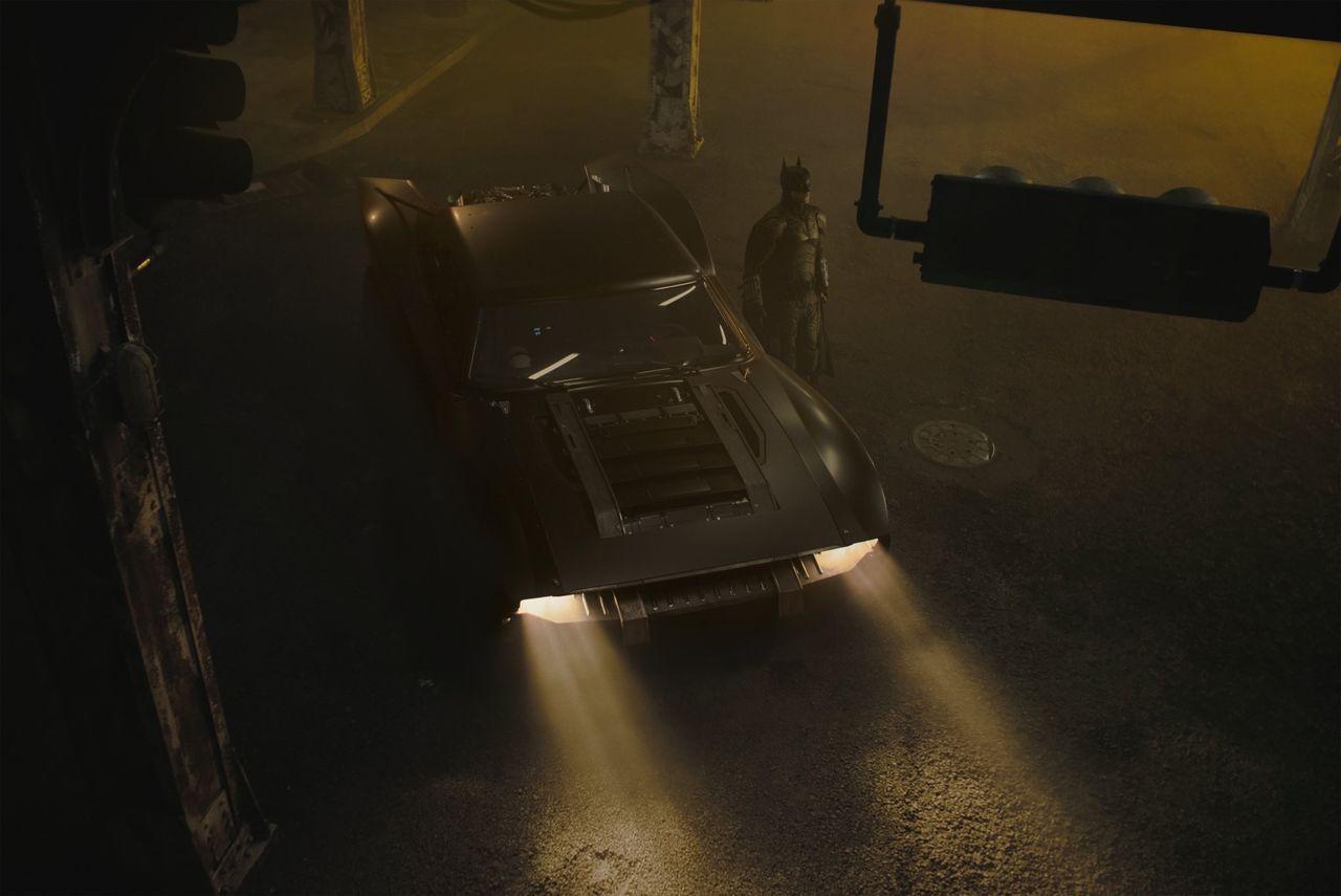 Ta en titt på Batmans nya vrålåk