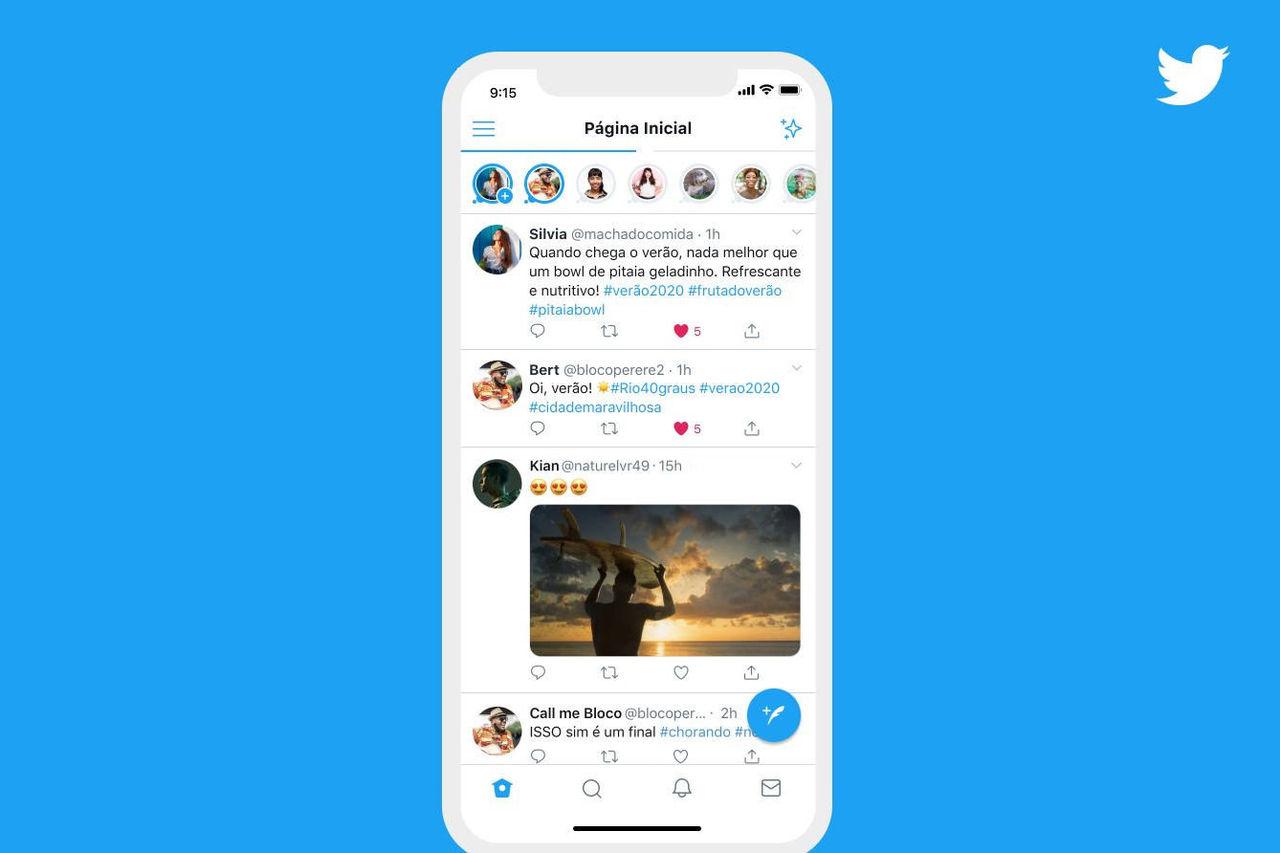 Twitter börjar testa tidsbegränsade tweets