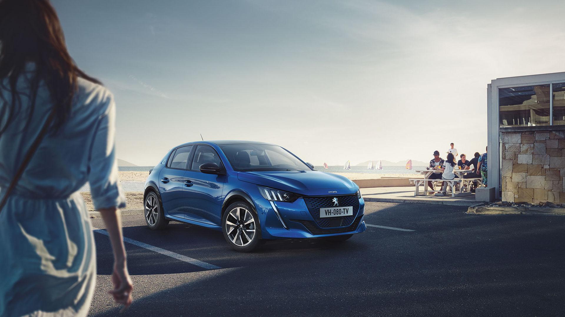 Peugeot 208 har utsetts till Årets Bil 2020