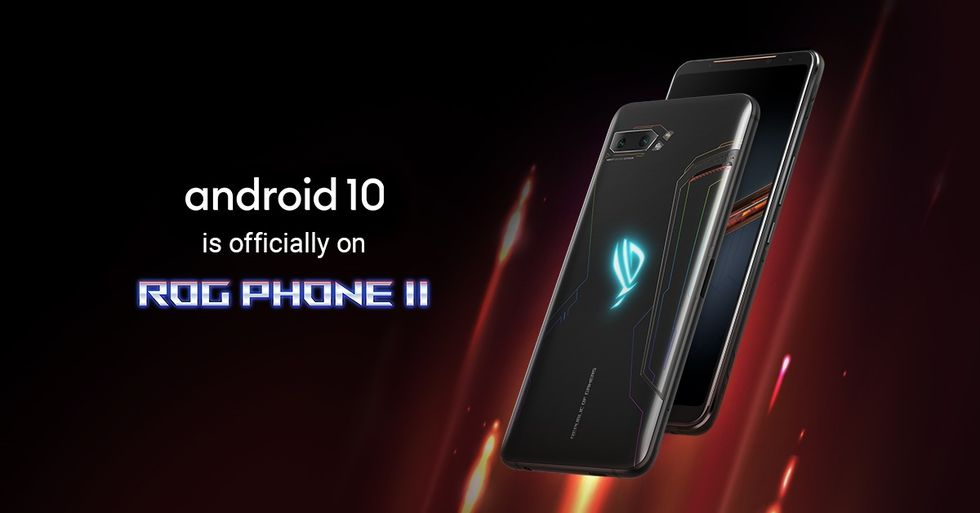 Asus ROG Phone 2 får Android 10