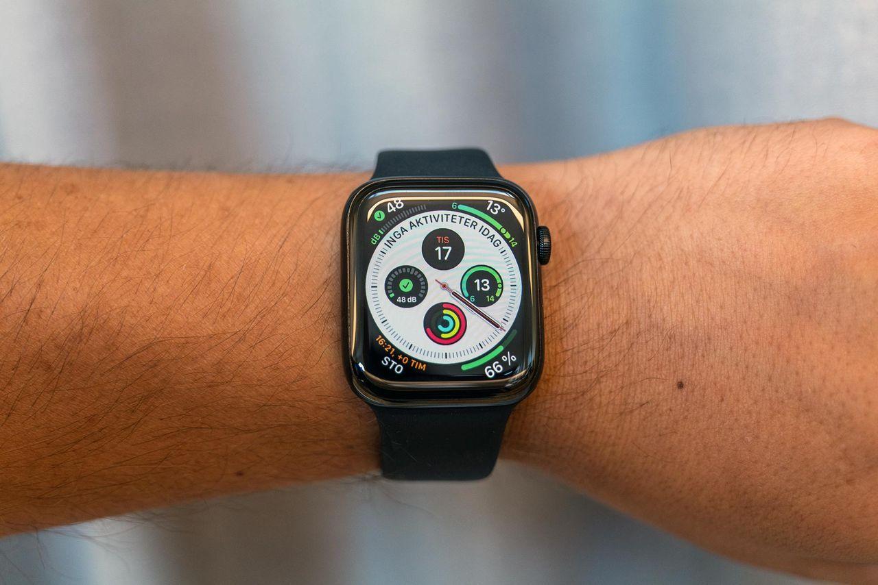 Apple Watch ryktas bli en pulsoximeter
