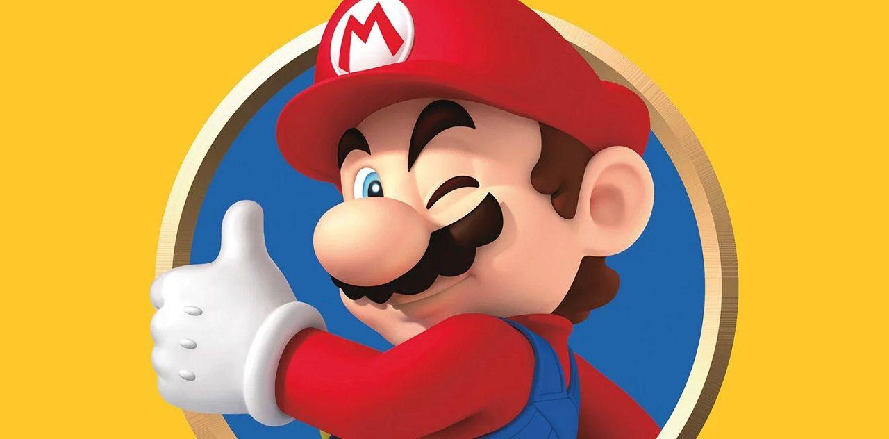 Nintendo teasar Super Mario-Lego