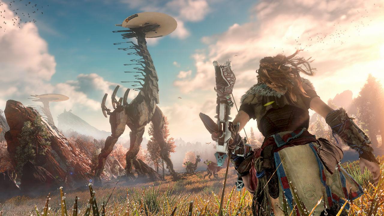 Horizon: Zero Dawn släpps till PC i sommar