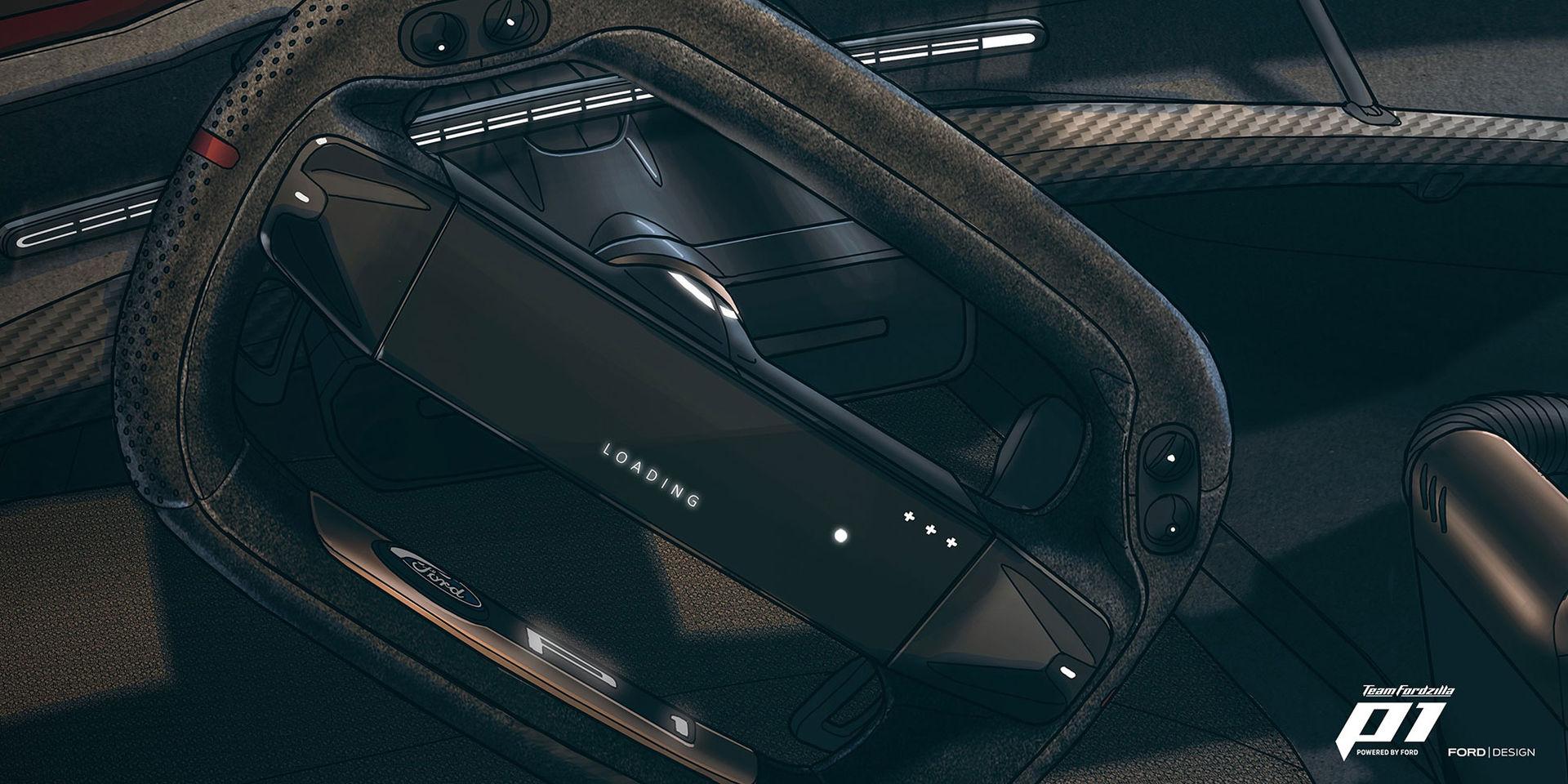 Gamers ska hjälpa Ford att designa virtuell tävlingsbil