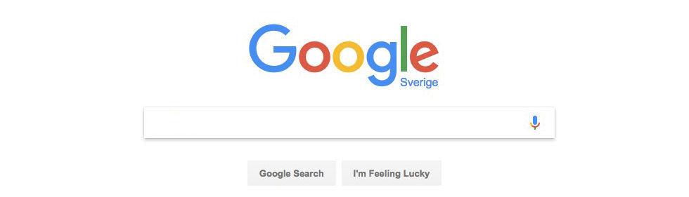 Datainspektionen utfärdar sanktionsavgift mot Google
