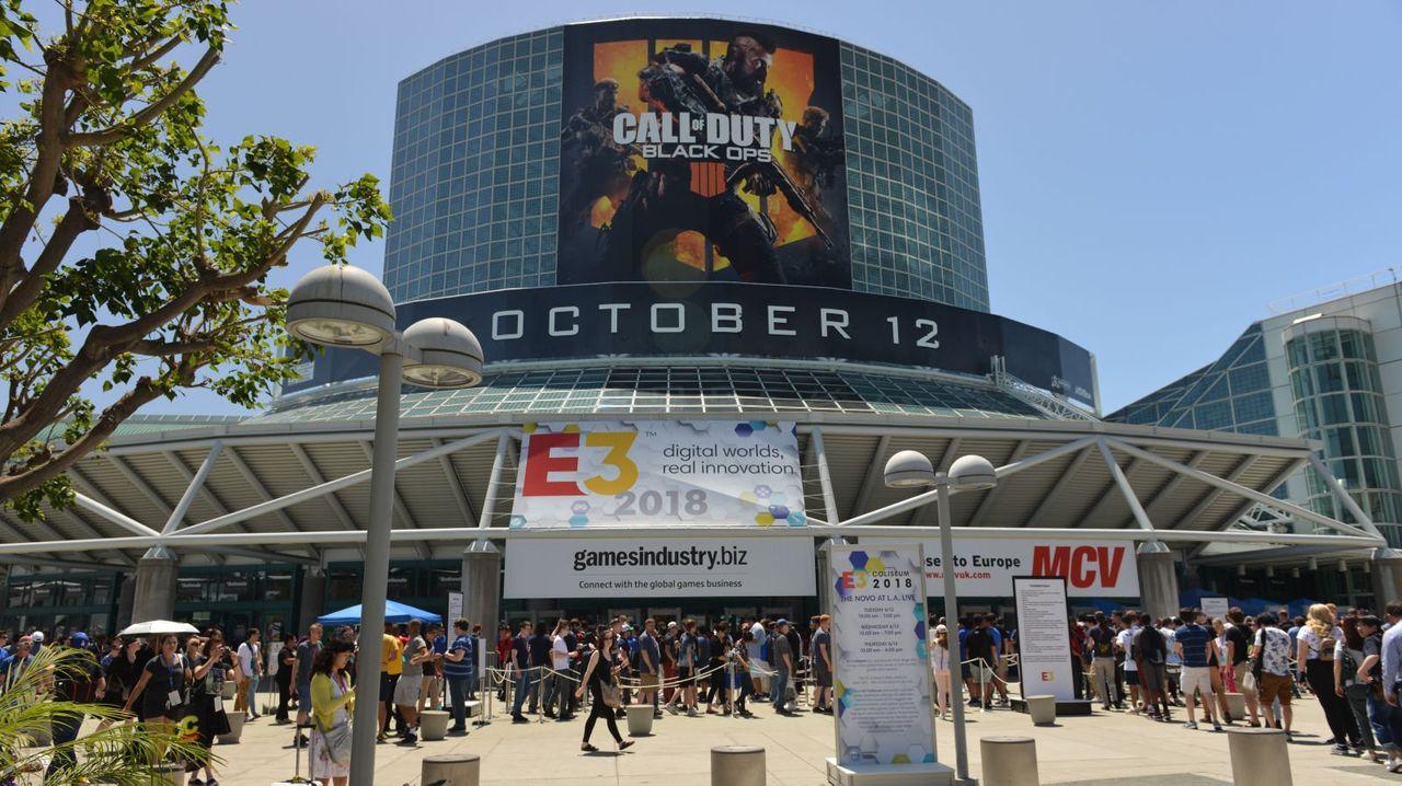 E3 ställs in