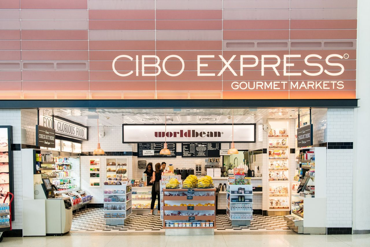 Kassalösa butiker med Amazons teknik kommer till flygplatser