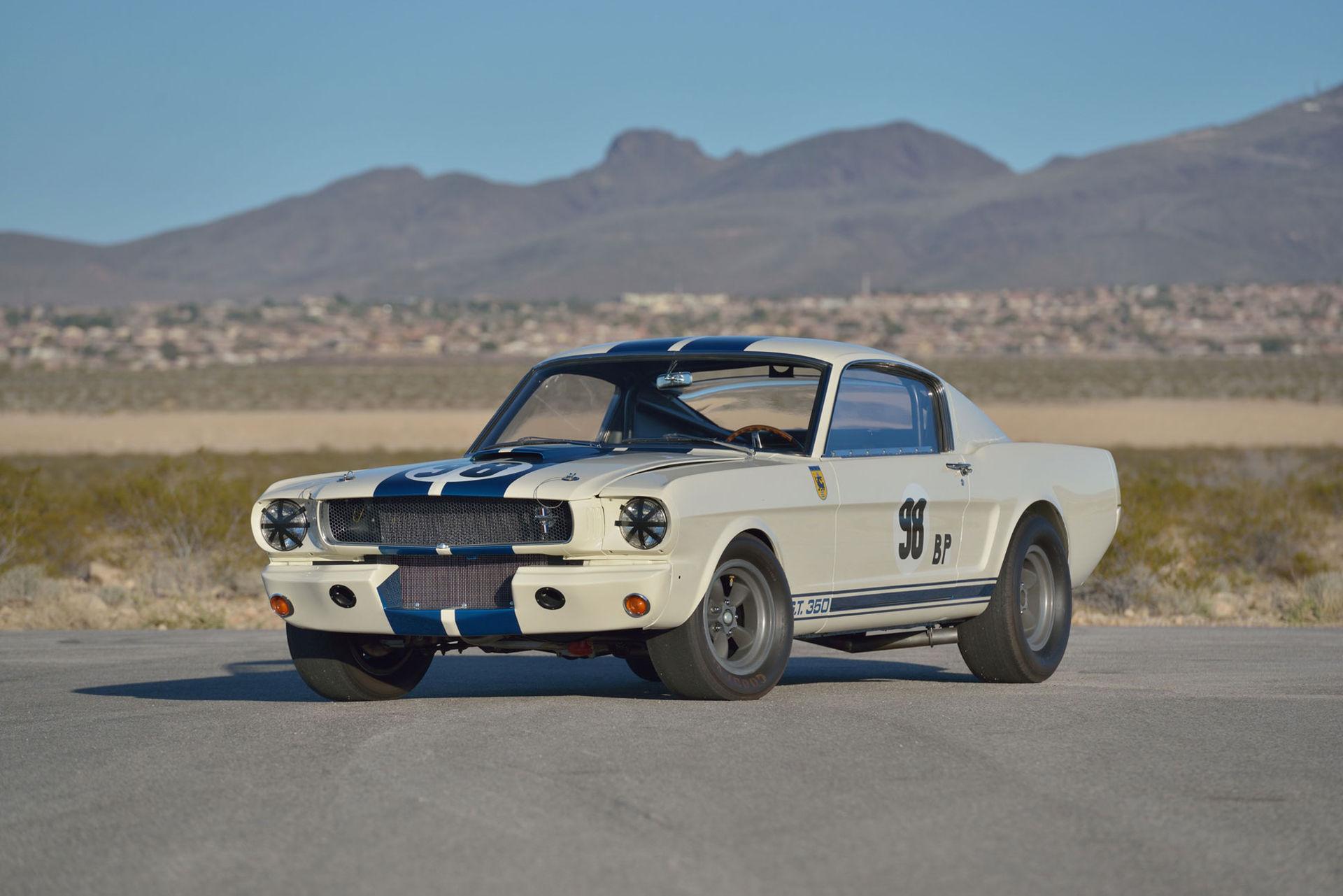 Ken Miles Flying Mustang snart på auktion