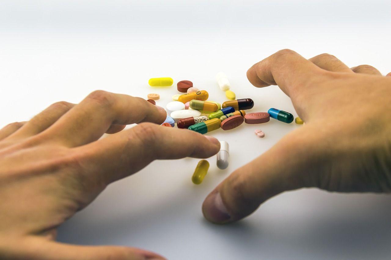 Minskning av antalet döda av narkotika och läkemedel
