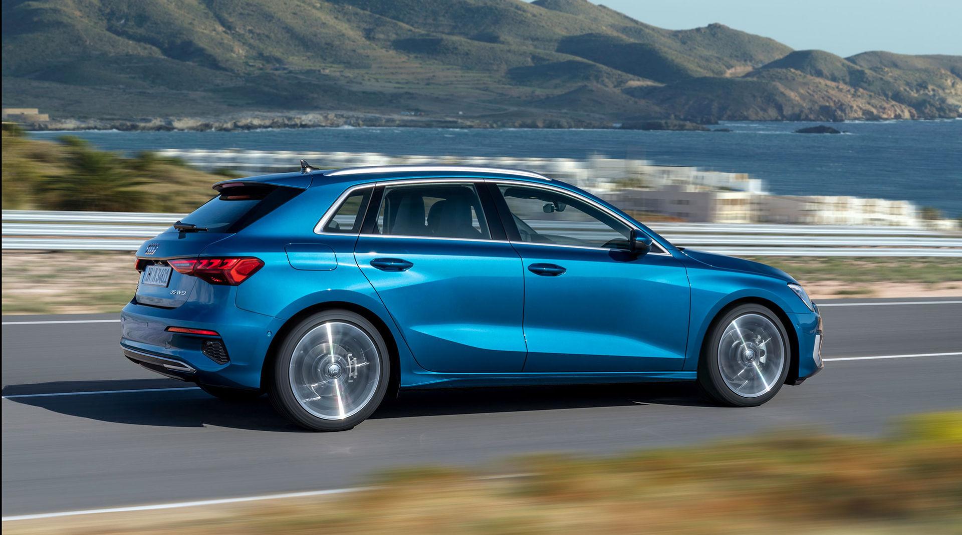 Nya Audi A3 blir din för 277.000 kronor