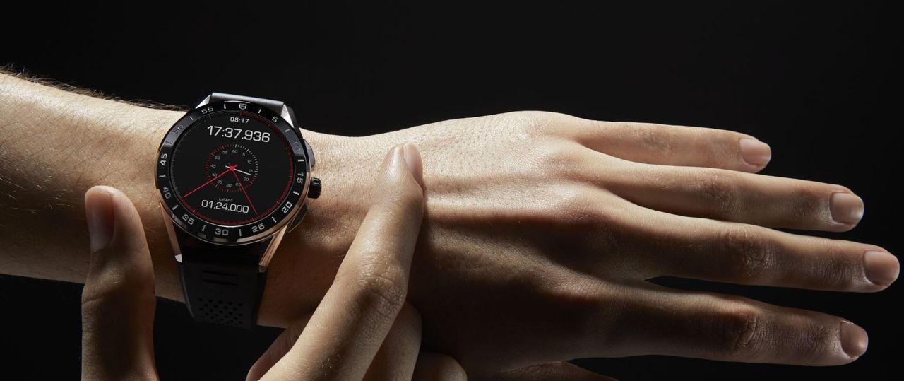 Tag Heuer presenterar nya Connected-klockor med Wear OS