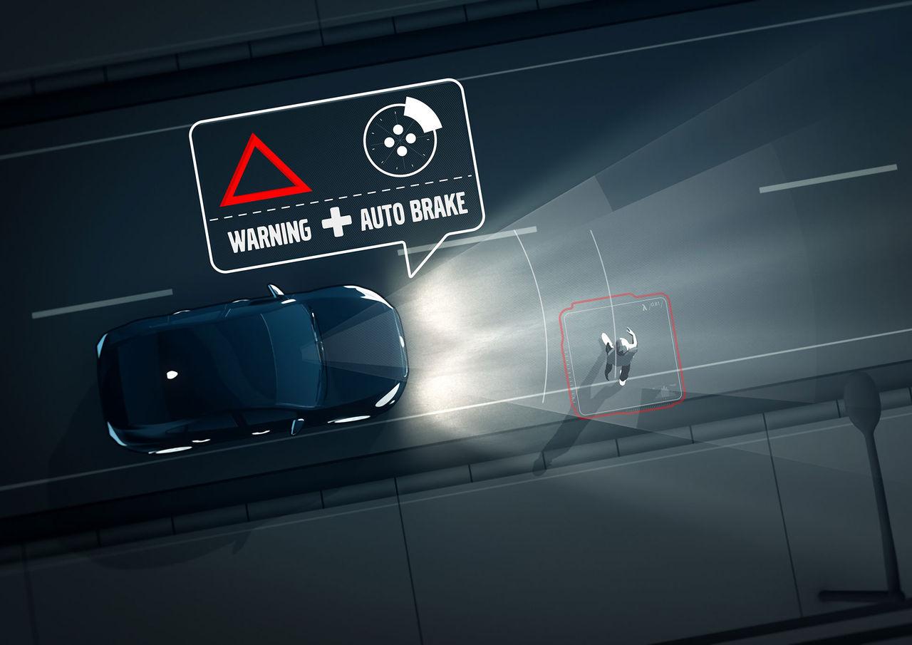 Fel på Volvos autobroms - återkallar 750.000 bilar