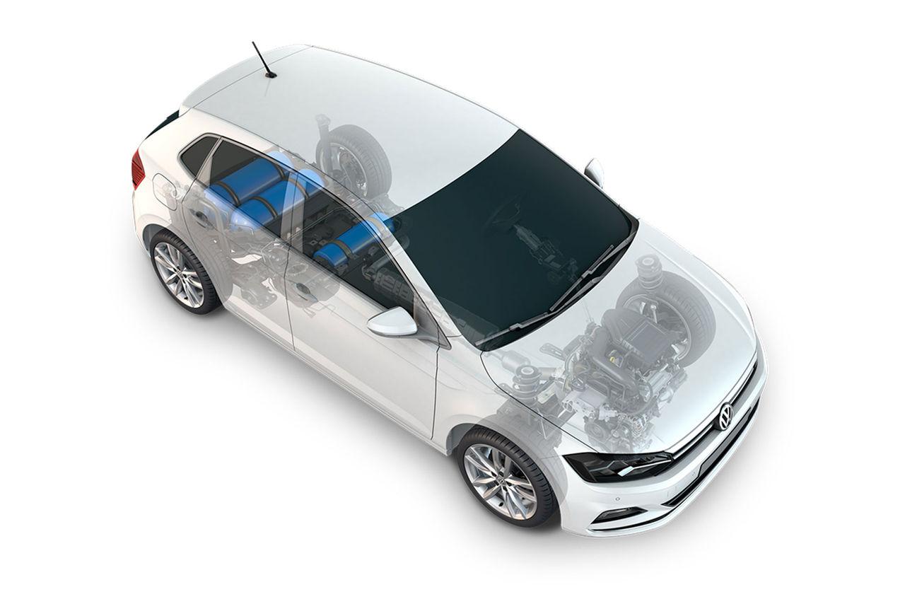 Volkswagen slutar utveckla gasbilar