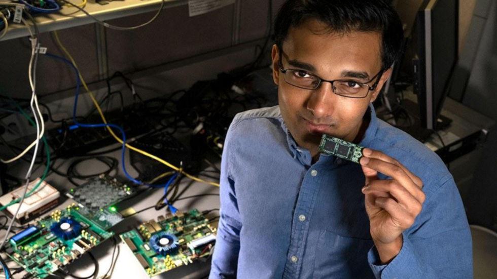 Intel tar fram chip som fungerar som en näsa