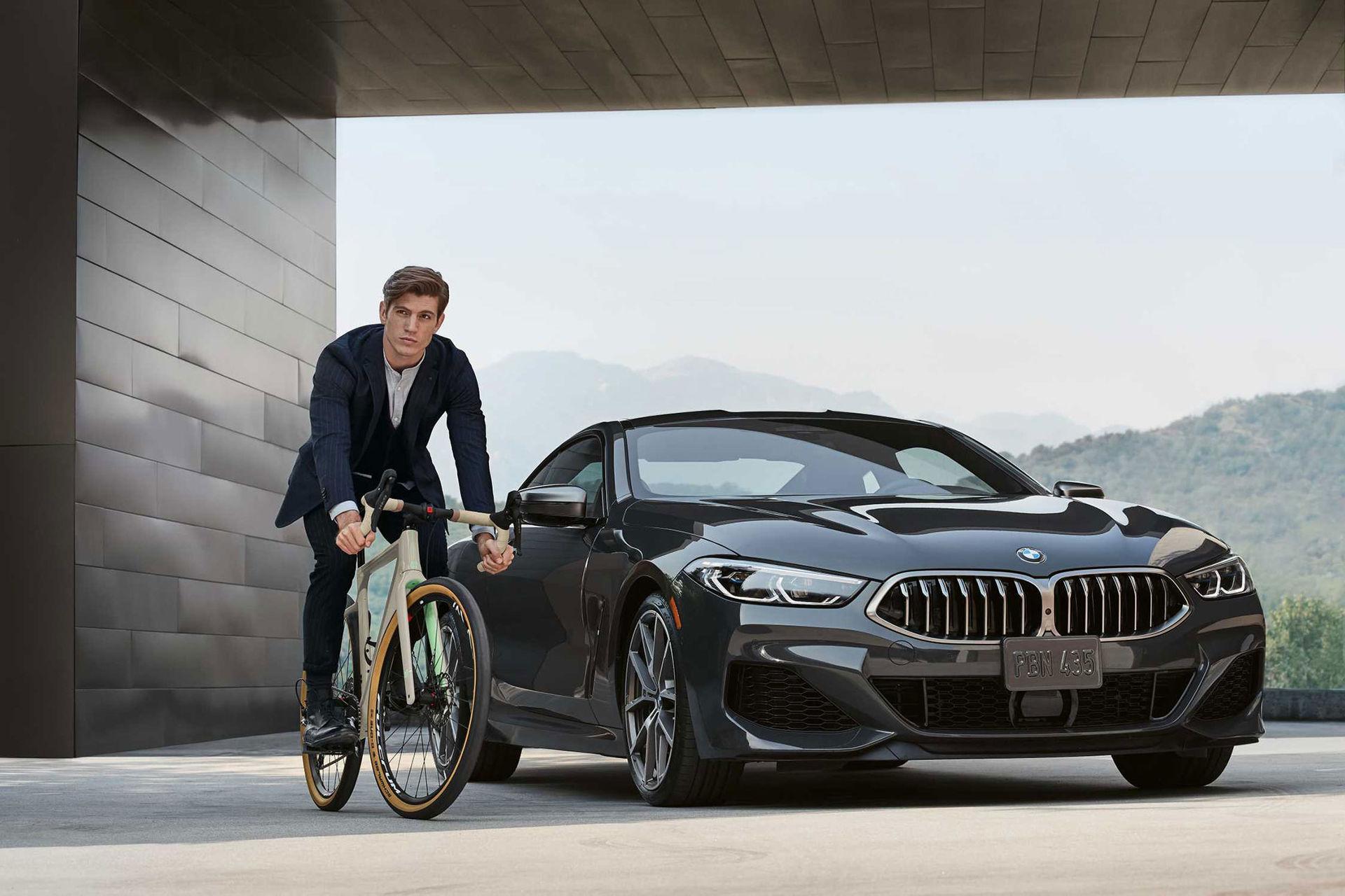 Ny trampcykel från BMW