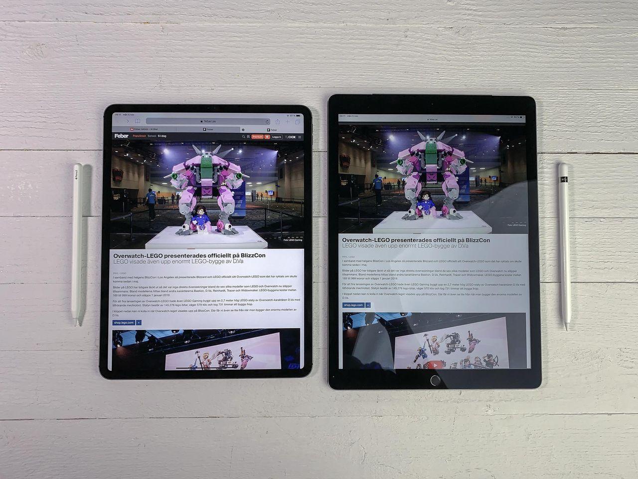 Apple verkar ha fyra stycken nya iPad Pro-modeller på gång