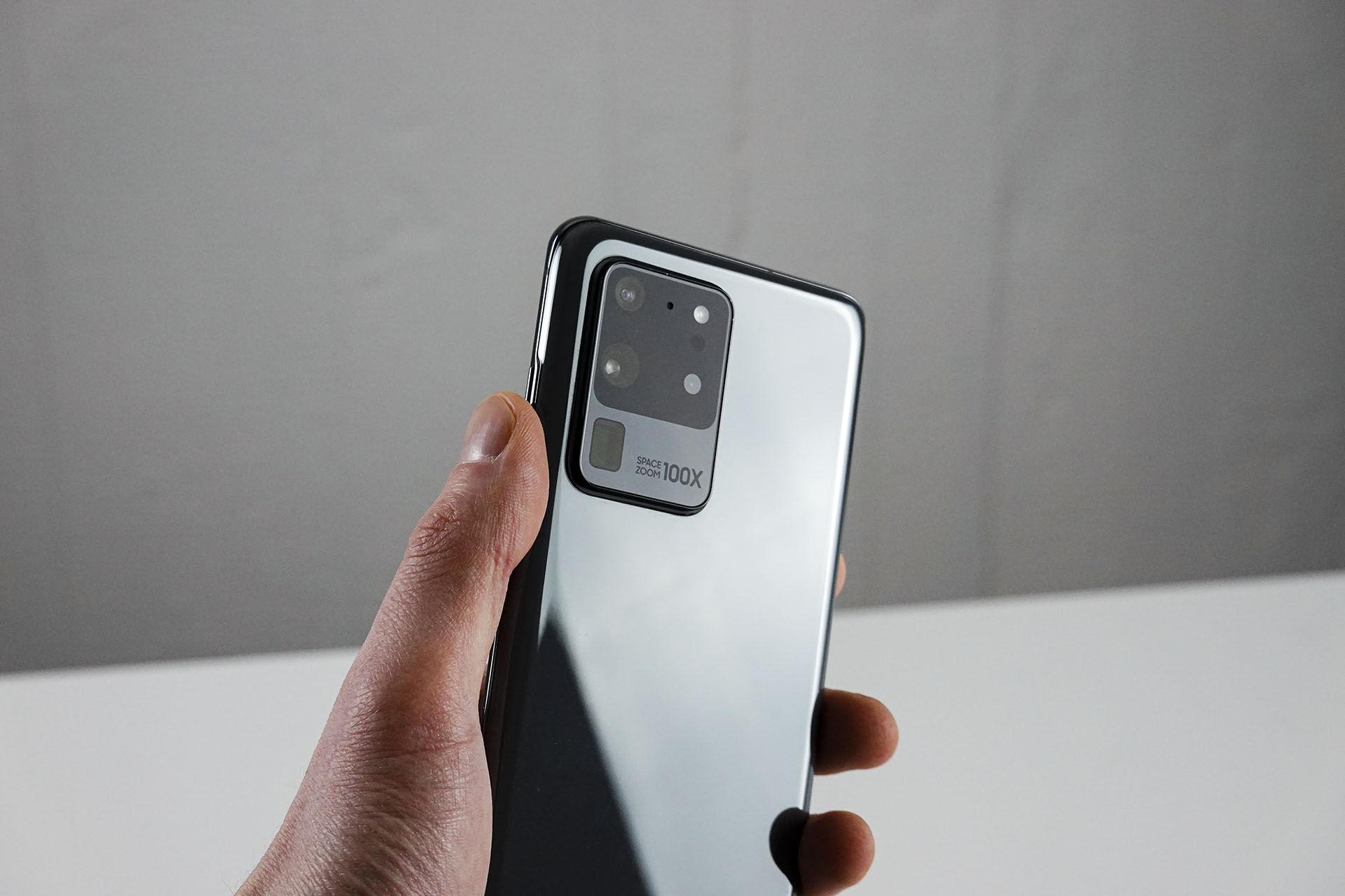 Samsung Galaxy S20 Ultra visar att extra allt inte är extra bra