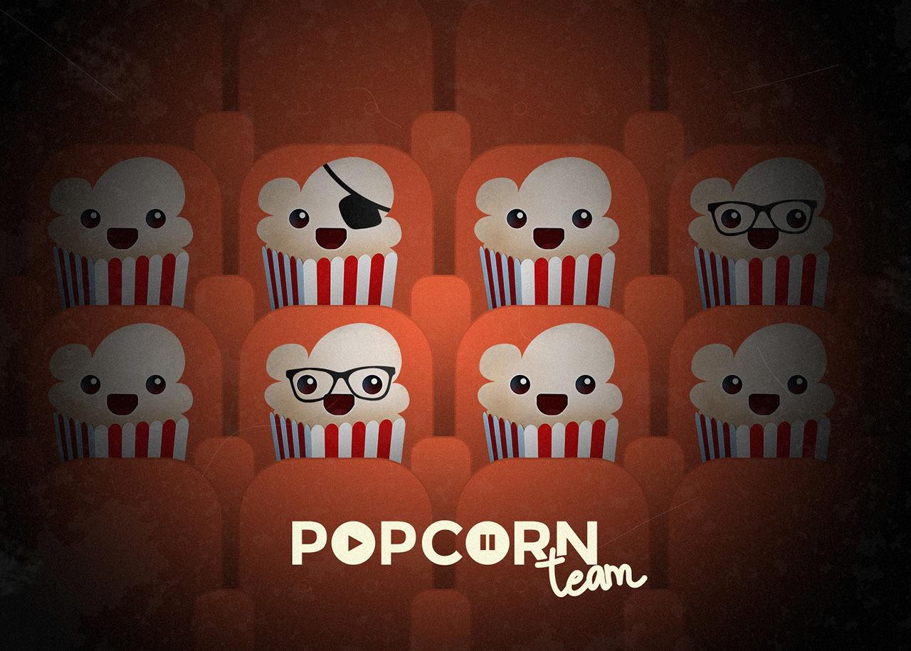Popcorn Time återuppstår igen! Lagom till karantäntider