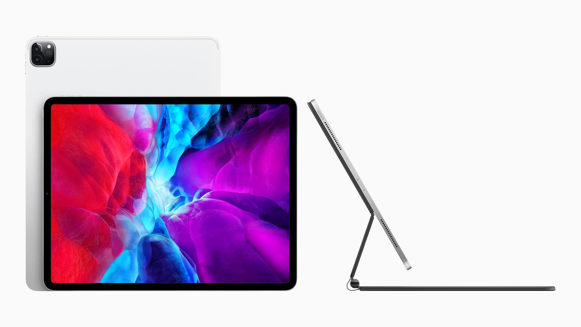 Nya iPad Pro får stöd för LiDAR