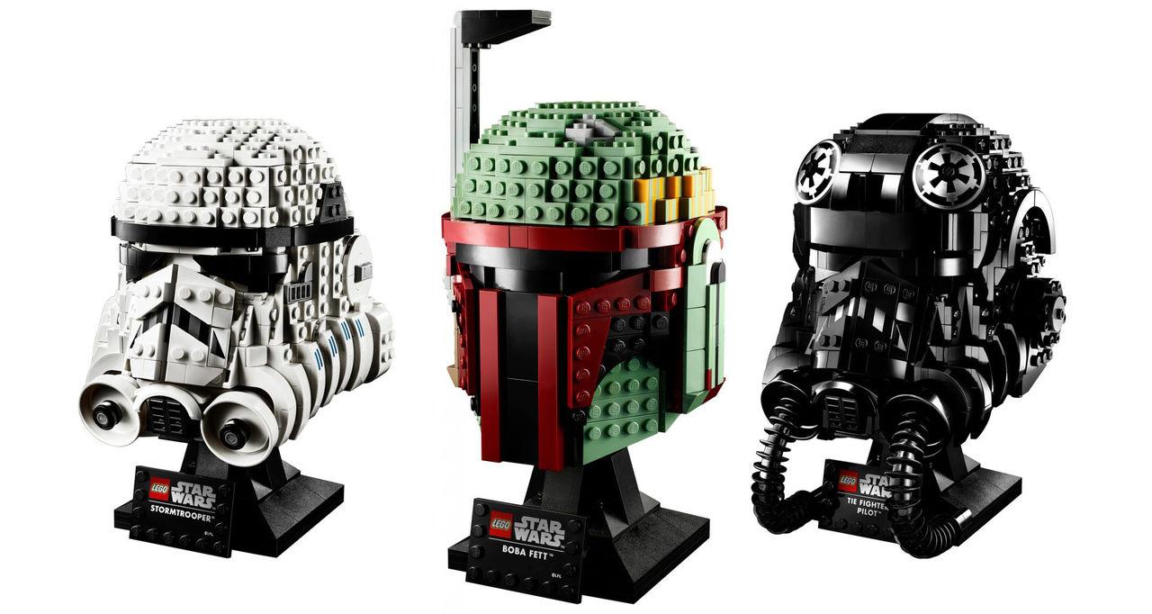 Lego presenterar nya Star Wars-byggen