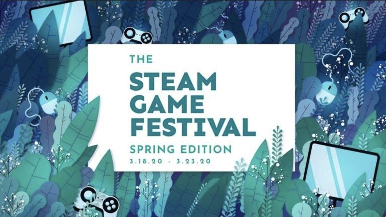 Steam Game Festival återvänder med 40 spelbara titlar