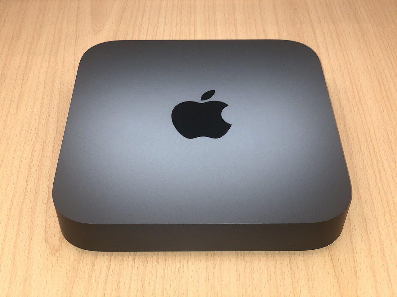 Mac Mini får dubbelt så mycket lagringsminne
