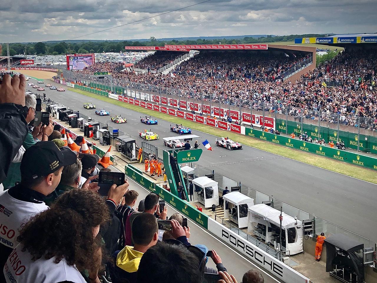 24-timmars på Le Mans flyttas till september