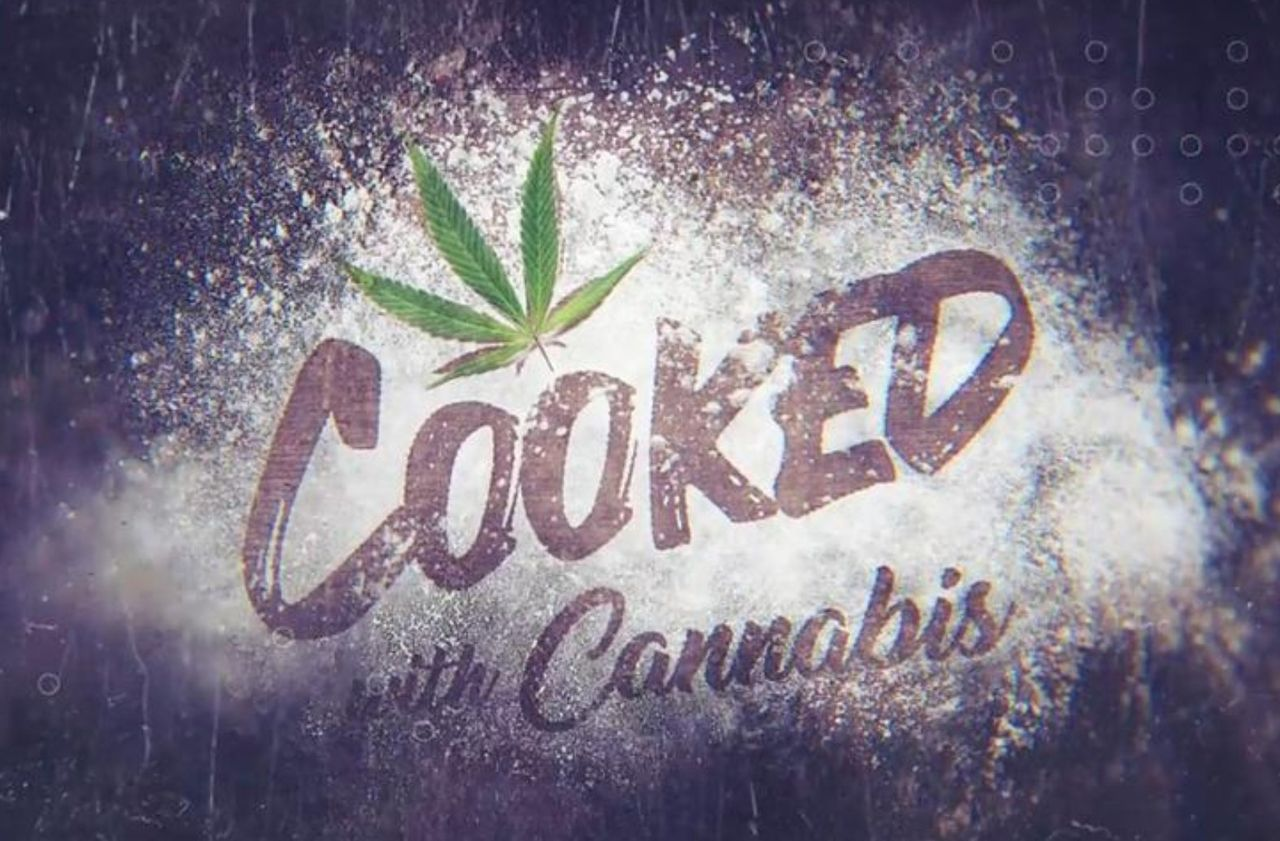 Matlagning med cannabis i nytt Netflix-program