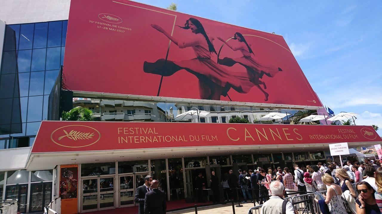 Cannesfestivalen ställs in