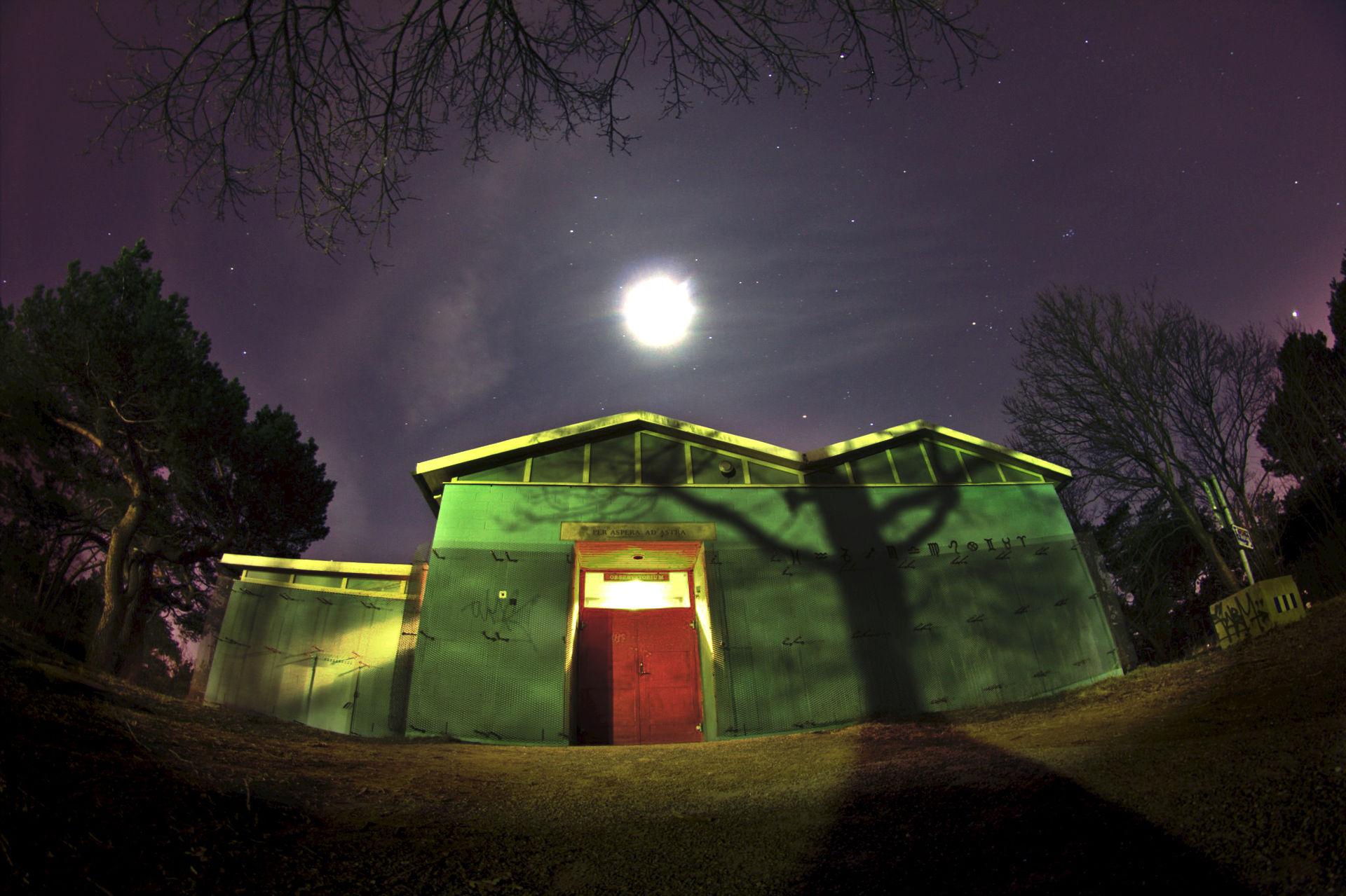 Slottskogsobservatoriets verksamhet drivs vidare