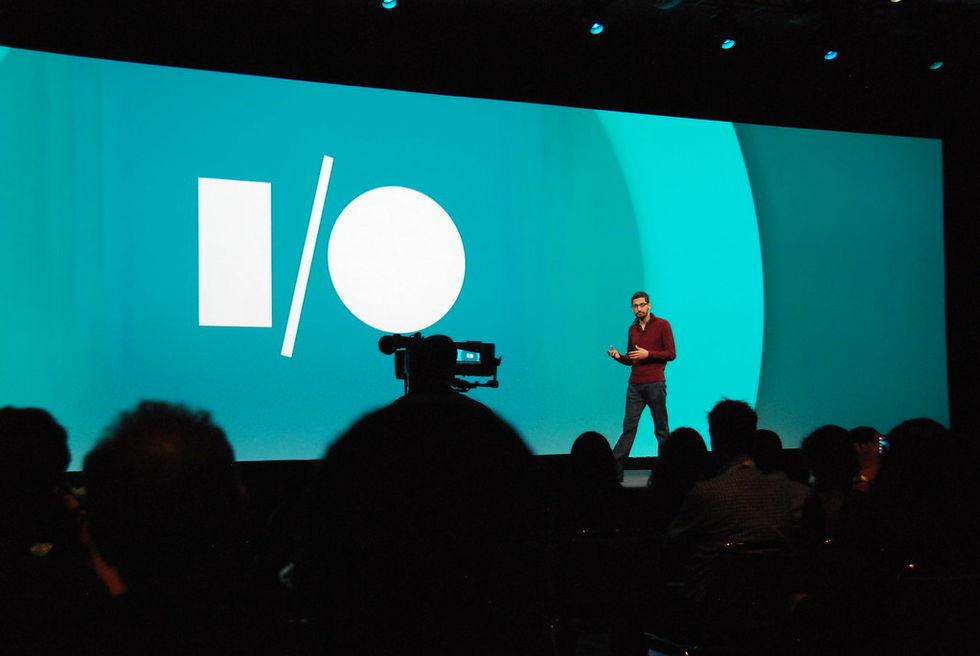 Det blir inget Google I/O i år