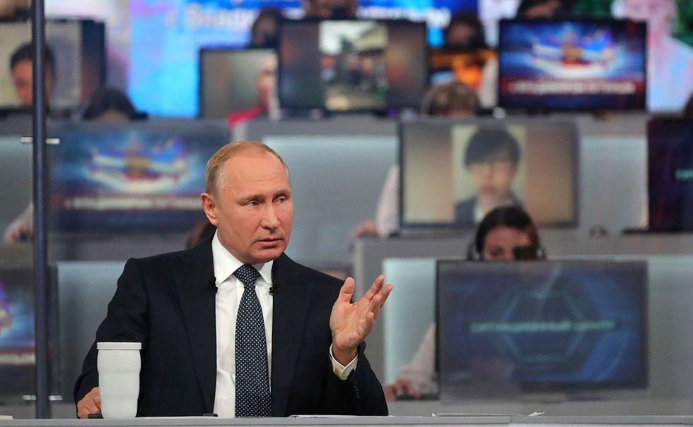 Ryssland pausar tester med sin fristående version av internet
