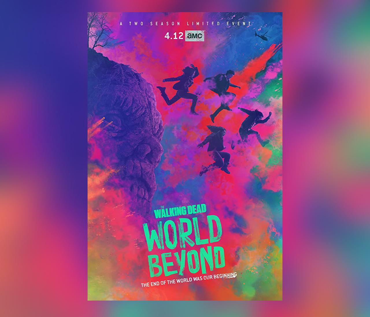 Premiären av The Walking Dead: World Beyond flyttas fram Ungdomarna i zombie-spinoff får vänta lite till
