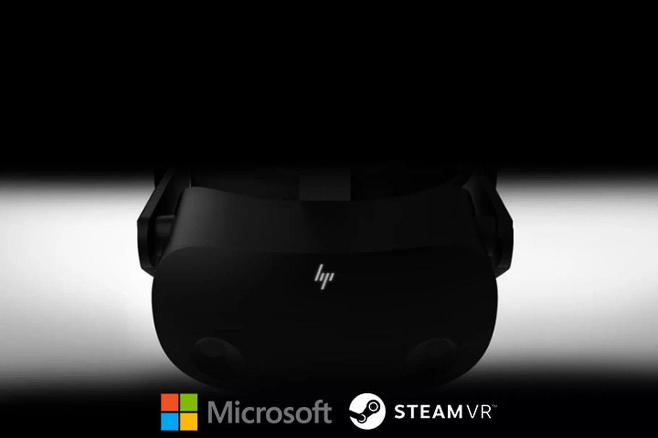 HP visar upp nytt VR-headset