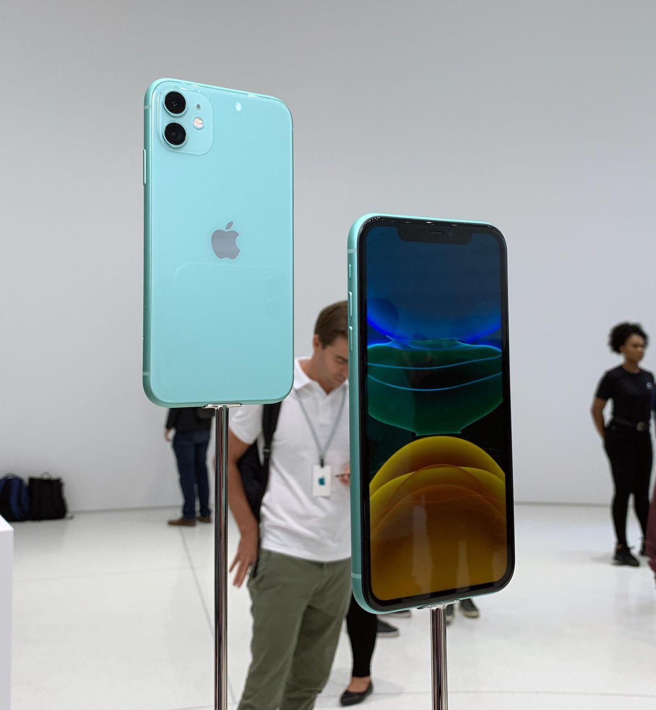 Apple tar bort begränsningar för iPhone-inköp