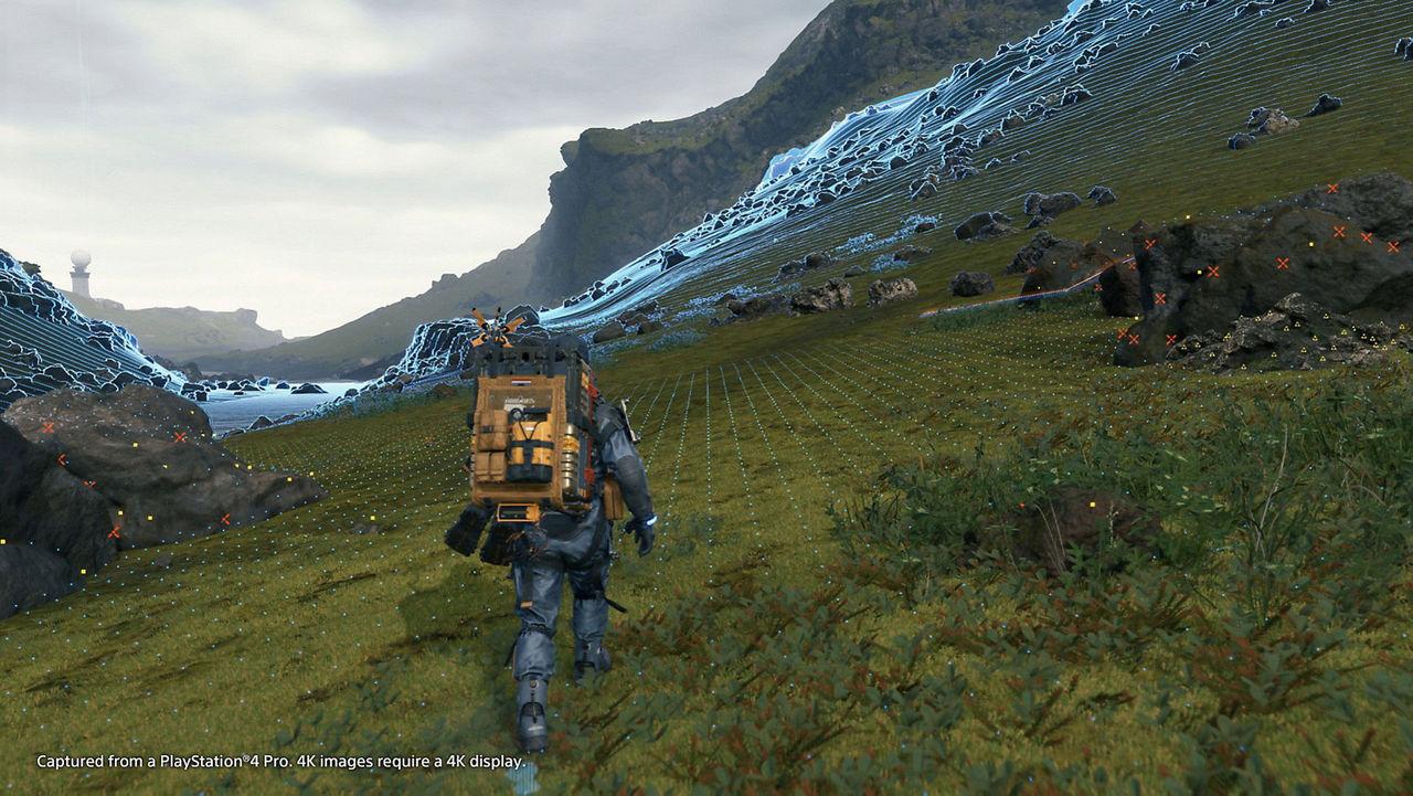 Fotoläge kommer till Death Stranding på PS4