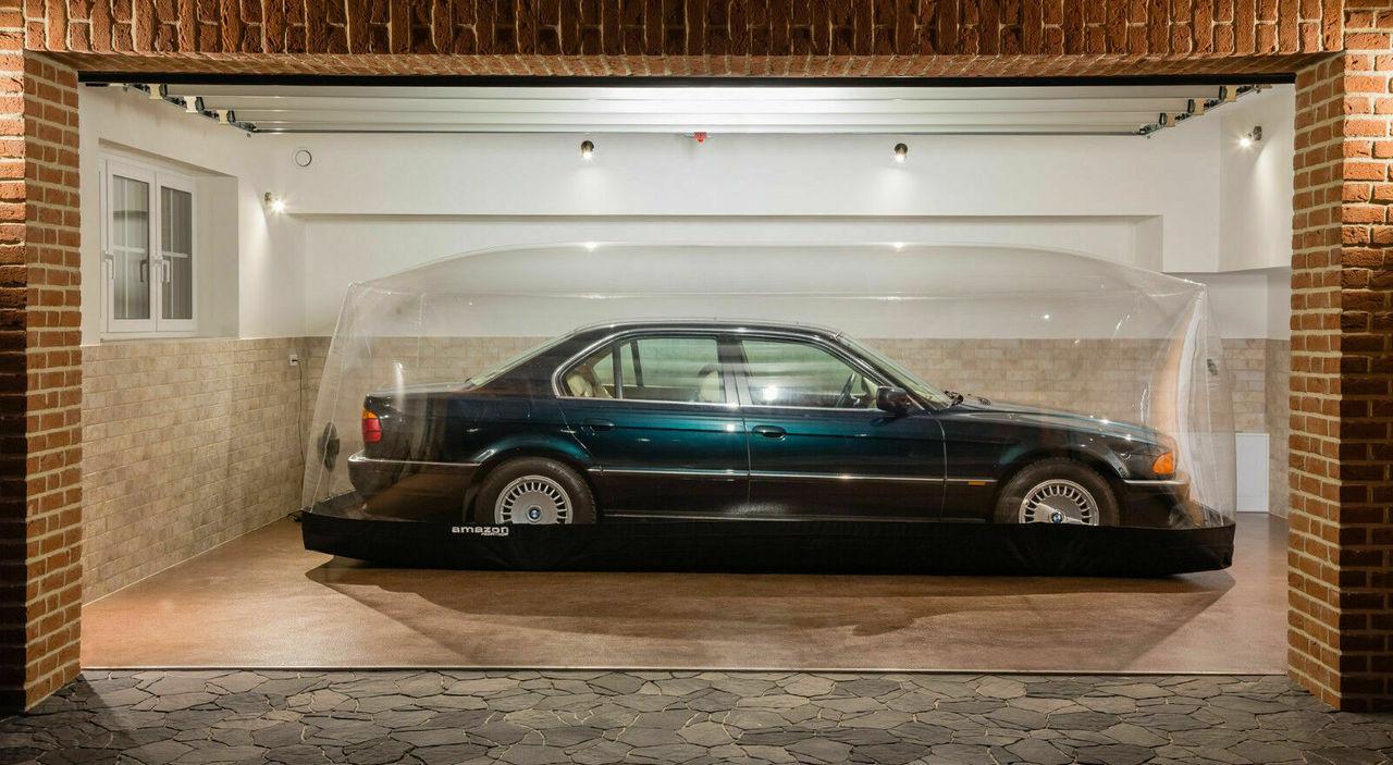 Köp en ny BMW 740i från 1997