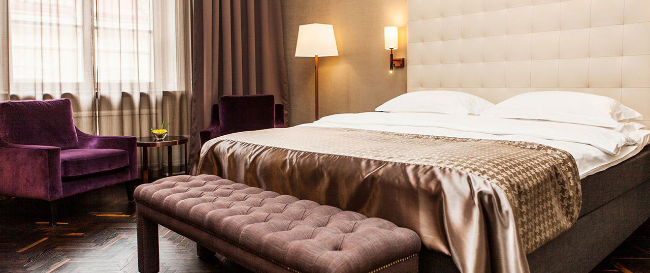Långtidsbo på hotell