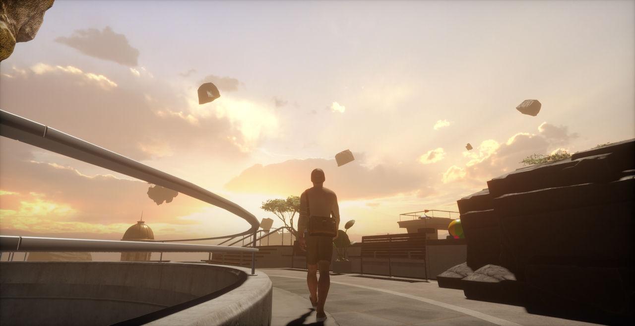 Linden Labs säljer sin VR-värld Sansar
