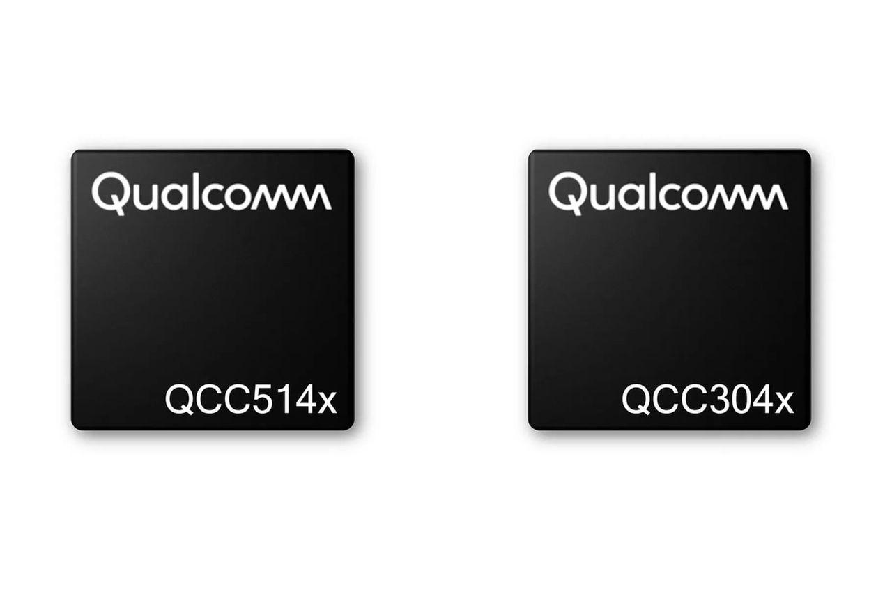 Qualcomm presenterar nya chip till hörlurar