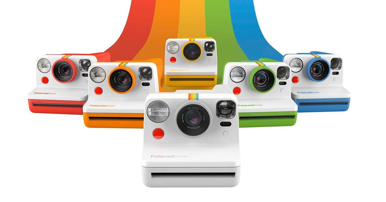 Polaroid presenterar Polaroid Now