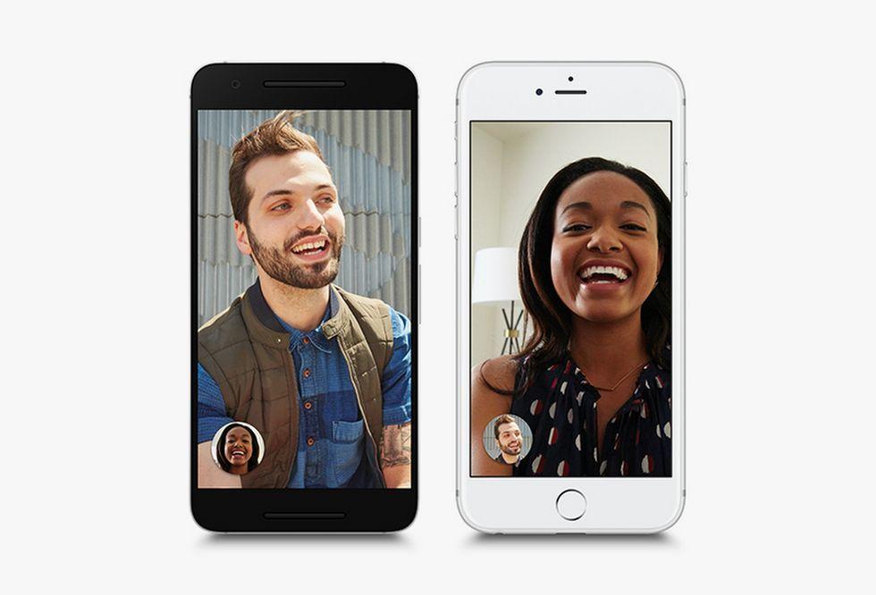 Videochat i Google Duo får stöd för 12 deltagare