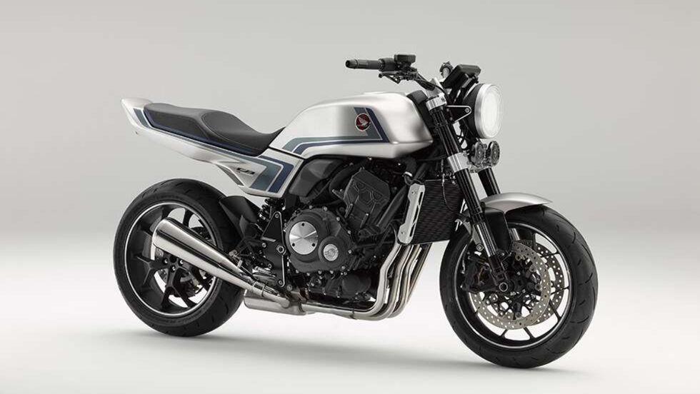 Honda visar nytt motorcykel-koncept